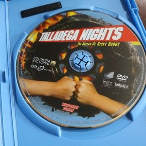 Other - Talladega Nights DVD Blank Case